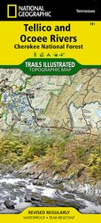 Cherokee National Forest, Southern Districts, Tellico and Ocoee