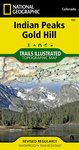 Trails Illustrated Colorado Series Indian Peaks / Gold Hill