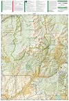 Trails Illustrated Gunnison/Pitkin Trail map