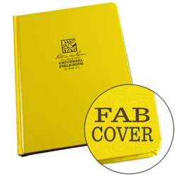 "Universal Bound Book Fab Cover 6 3/4"" x 8 3/4\"" #370-LG"