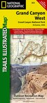 Trails Illustrated Grand Canyon West #263