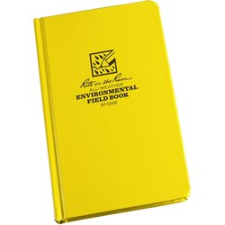 Environmental Field Book Fabrikoid Cover #550F