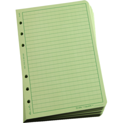Tactical Universal Loose Leaf Green #982