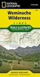 Trails Illustrated Weminuche Wilderness Trail Map