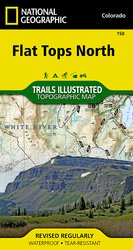 Trails Illustrated Flat Top North