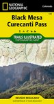 Trails Illustrated Black Mesa/Curecanti Pass Trail Map