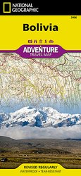 Adventure Map Bolivia