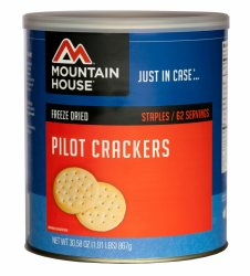 Mountain House Pilot Crackers #10 Can