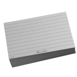 Rite in the Rain Tactical Index Cards Gray #791