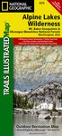 Trails Illustrated Alpine Lakes Wilderness