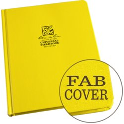 "Universal Bound Book Fab Cover 8 3/4"" x 11 1/4\"" #370F-MX"