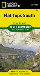 Trails Illustrated Flat Top South