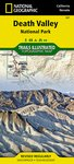 Death Valley National Park Map