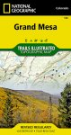 Trails Illustrated Grand Mesa Trail Map
