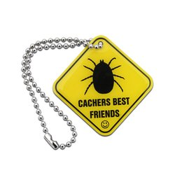 Cachers Best Friends - Tick Tag