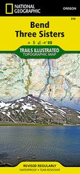 Trails Illustrated Bend/Three Sisters