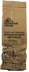 Mountain House Scrambled eggs and Bacon MCW