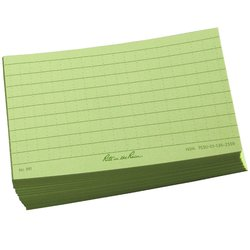 Rite in the Rain Tactical Index Cards Green #991