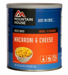 Mountain House Macaroni and Cheese #10 Can
