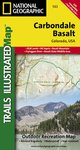 Trails Illustrated Carbondale/Basalt Trails Map