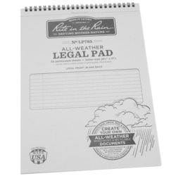 Rite in the Rain All-Weather Legal Pad