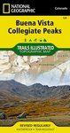 Trails Illustrated Buena Vista/Collegiate Peaks Trail Map