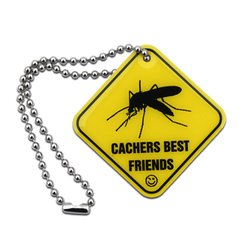Cachers Best Friends - Mosquito Tag