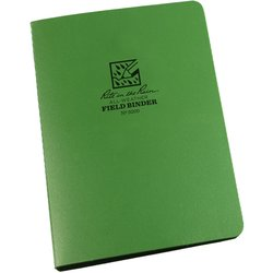 Tactical All-Weather Binder Green