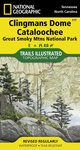 Trails Illustrated Clingmans Dome Cataloochee Smoky Mtn Section
