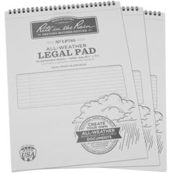 Rite in the Rain All-Weather Legal Pad 3-Pack