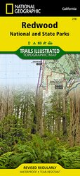 Trails Illustrated Redwood National and State Parks