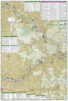 Ozark National Scenic Riverways Trail Map (Missouri)
