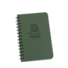 Green Side Spiral Memo Notebook Universal #973-M