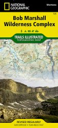 Trails Illustrated Bob Marshall Wilderness