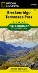 Trails Illustrated Colorado Series Breckenridge / Tennessee Pass