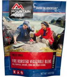Mountain House Fire Roasted Vegetables