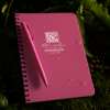 Rite in the Rain Pink Side Spiral Notebook