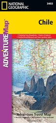 Adventure Map Chile