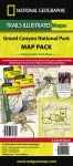 Trails Illustrated Grand Canyon NP Map Pack Bundle