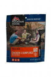 Mountain House Chicken and Dumplings- Pouch