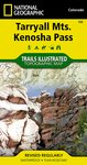Trails Illustrated Colorado Series Tarryall Mountains / Kenosha