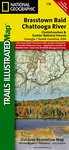 Trails Illustrated Brasstown Bald Chatooga River Chatahoochee