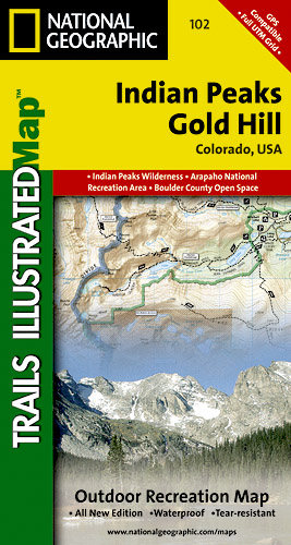 Colorado Series Trail Maps