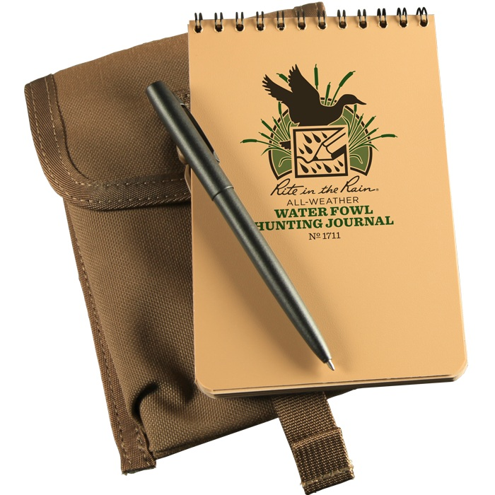 Rite in the Rain Water Fowl Journal Kit