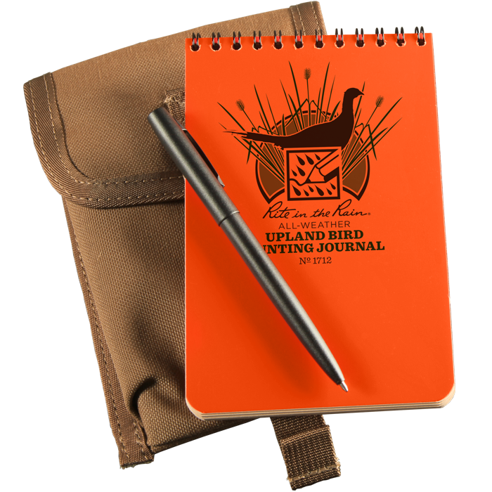 Rite in the Rain Upland Bird Hunting Journal Kit