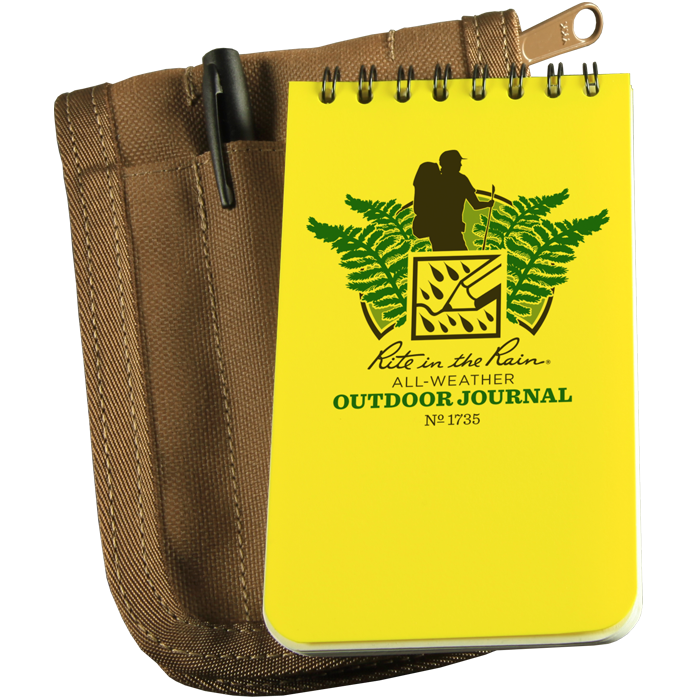 Rite in the Rain Shirt Pocket Outdoor Journal Kit