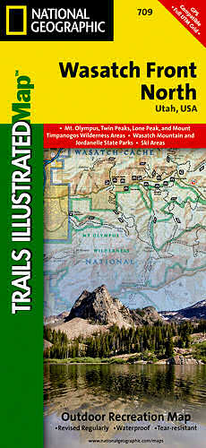 National Forest/BLM Series Maps