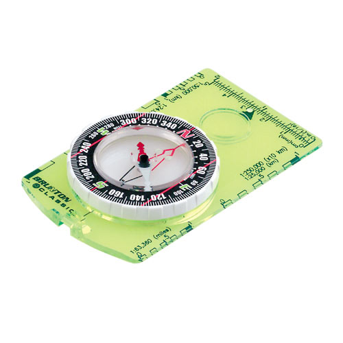Brunton 8010G Baseplate Map Compass