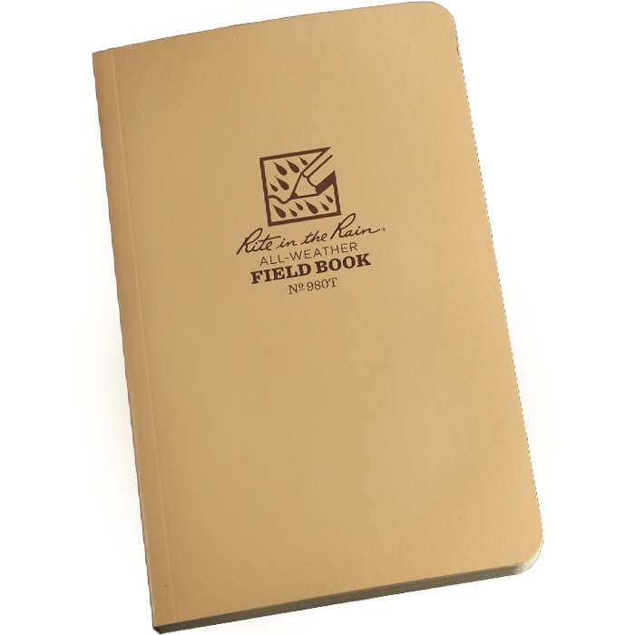 Tactical Bound Fieldbook Desert Tan # 980T
