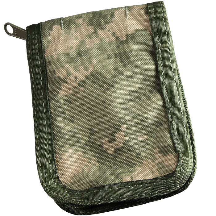 ACU Camo Cordura Cover 3 x 5 Notebooks